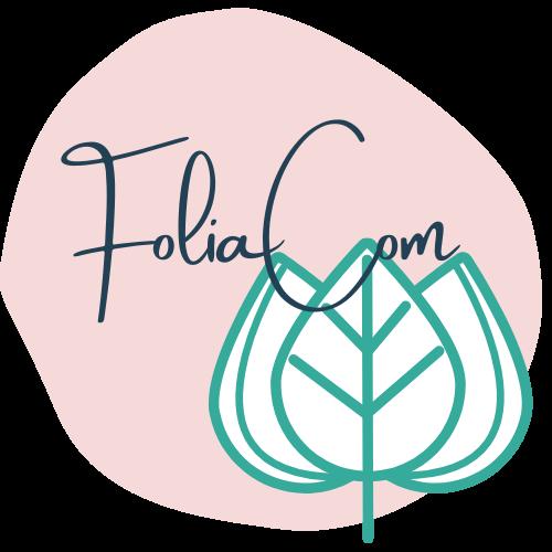 logo foliacom stratégie de communication