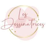 Logo Les Dessinatrices Papeterie en ligne cliente de FoliaCom